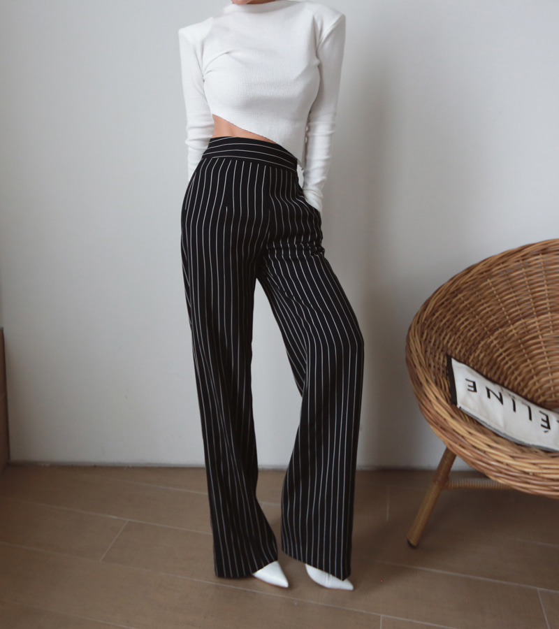 smoky stripe pants