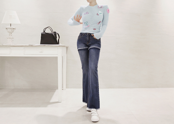 taste denim pants