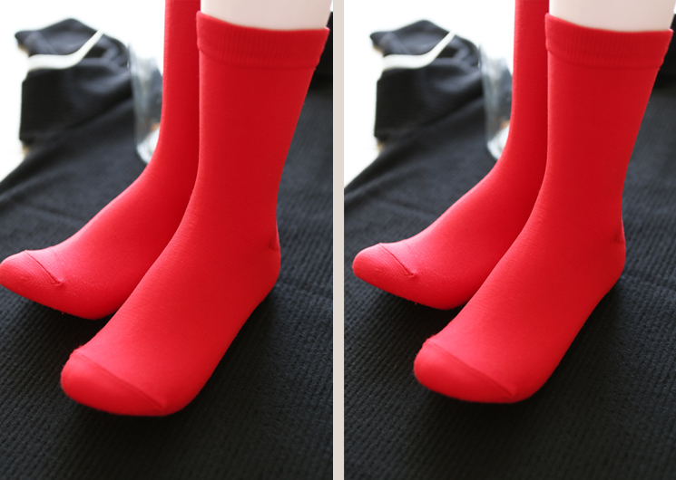 point red socks