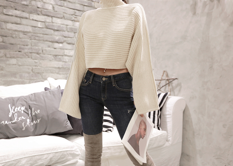 turtle short knit