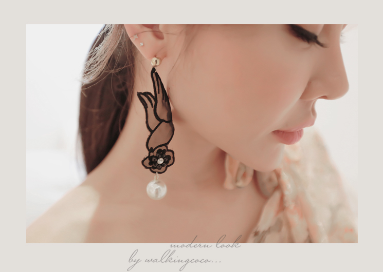 black wing earing