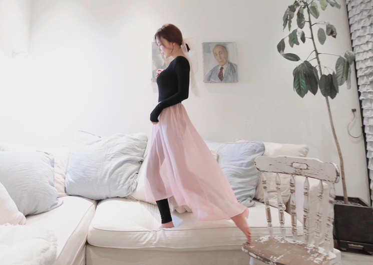 ballerina leggings skirt