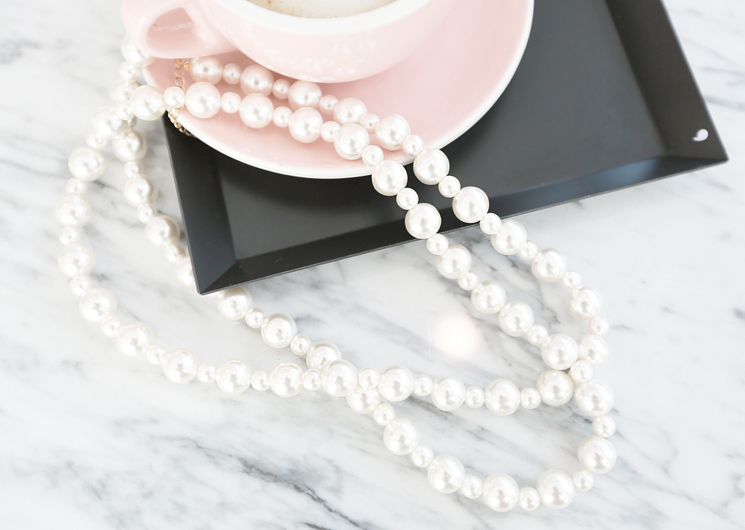 frances pearl necklace