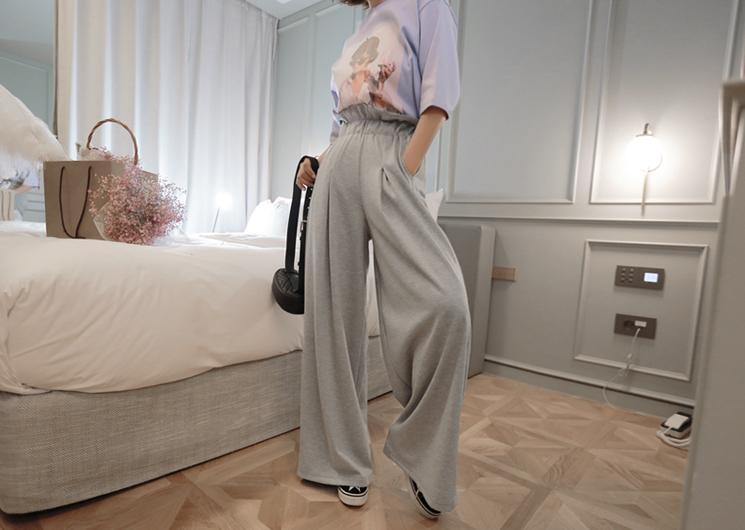 top bandding pants