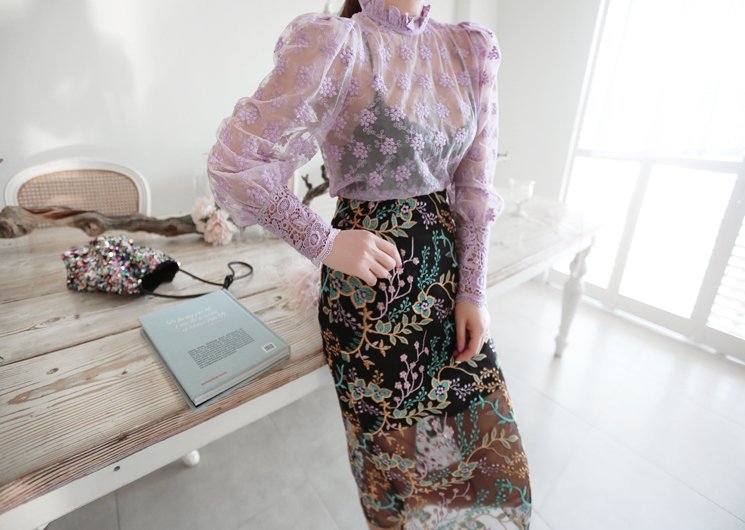 complete blouse