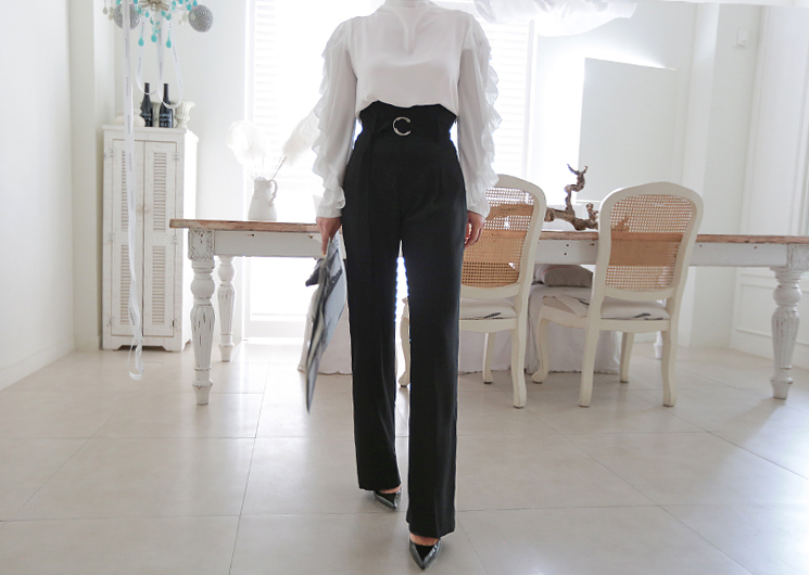 collection pants (black)