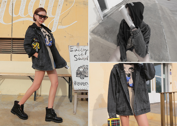 replay denim jacket