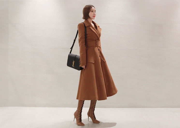 london mood coat (camel)