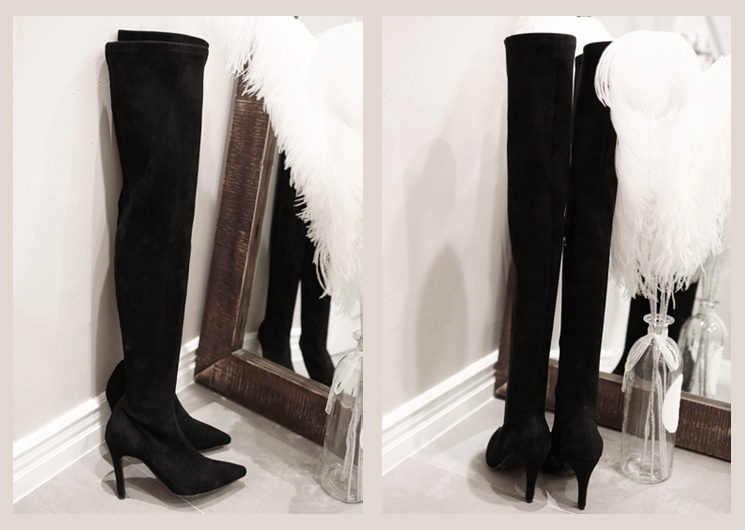 chic mood boots