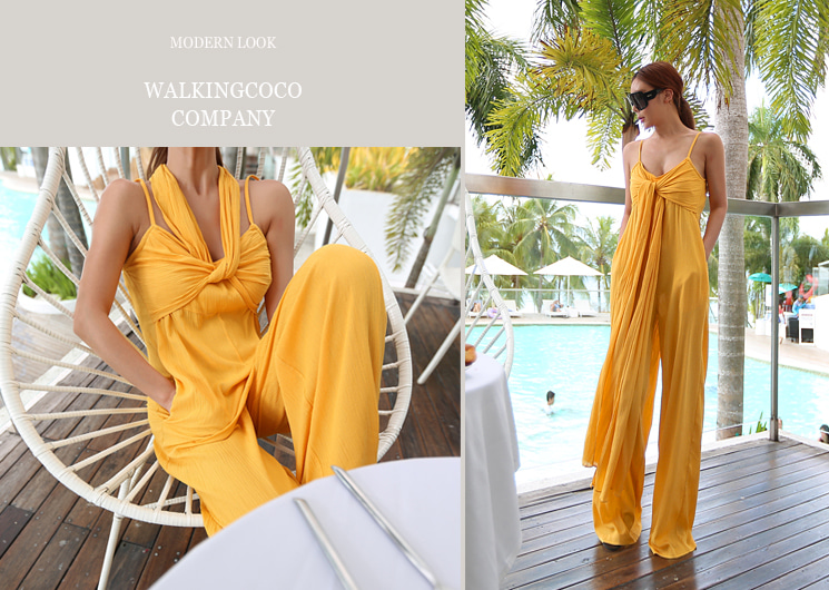 melody jump-suit