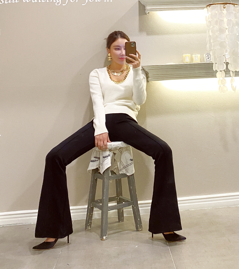 isabel pants (black)