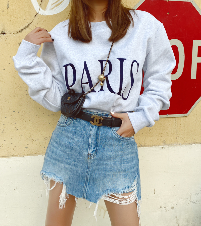 show me denim skirt