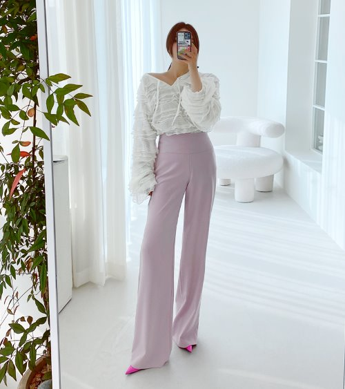 Reese Pants (lilac)
