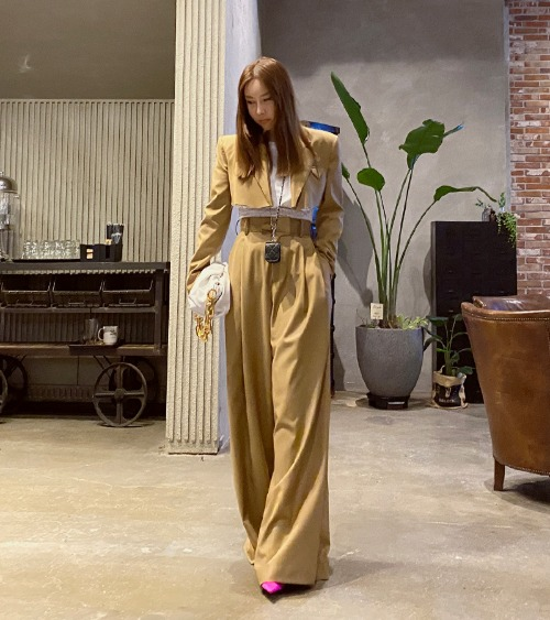 bottega long pants